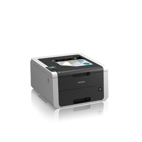 Image of   Brother HL-3170CDW Colour LEDprinter Duplex, wireless