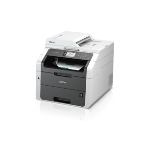 Image of   Brother MFC-9330CDW Colour LED 4-in-1 Duplex, wireless printer