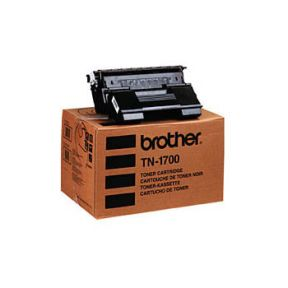 Image of   Brother TN1700 BK sort Lasertoner, Original
