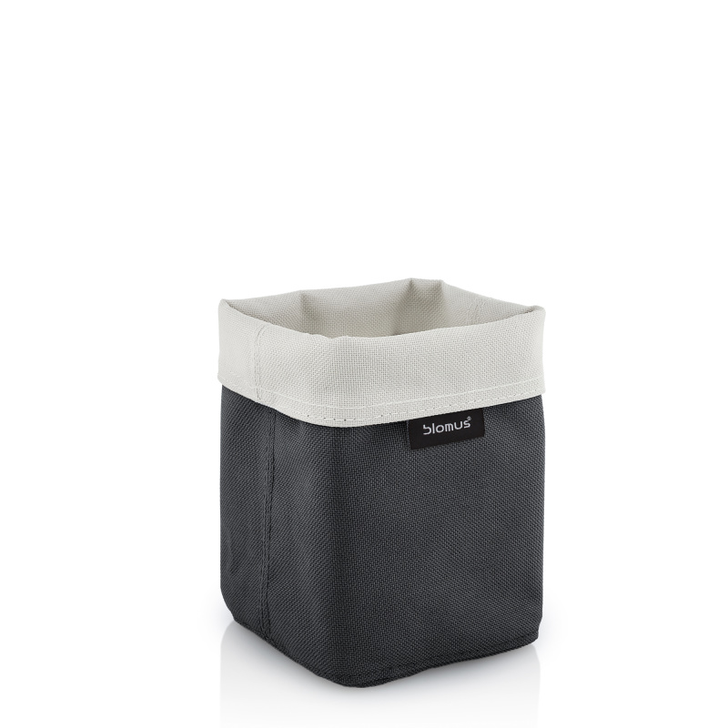f rvaringskorg blomus ara small gr blomus pure life brandavenue. Black Bedroom Furniture Sets. Home Design Ideas
