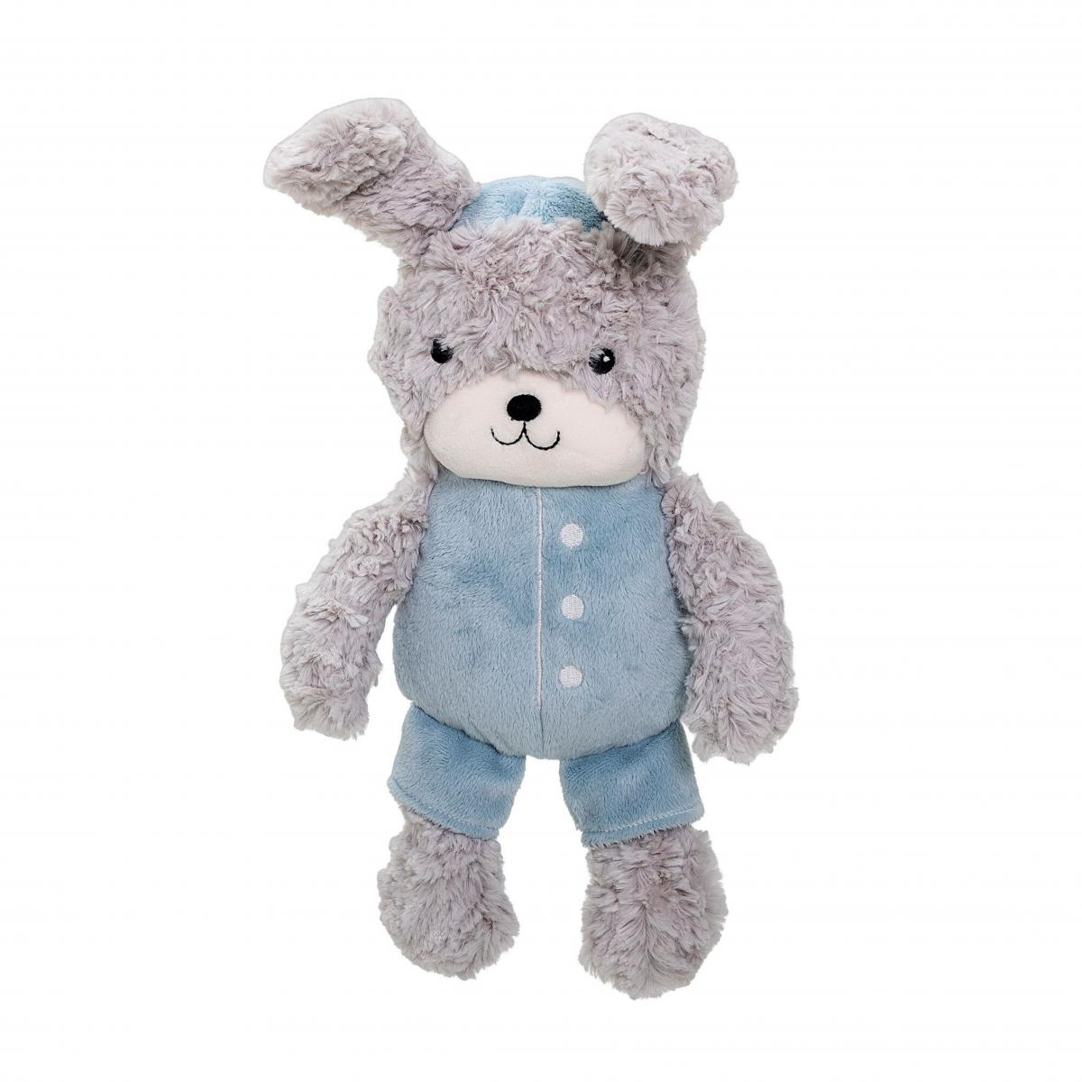 Image of   Bloomingville Mini Tøjdyr Plush Bunny, Blå, Polyester