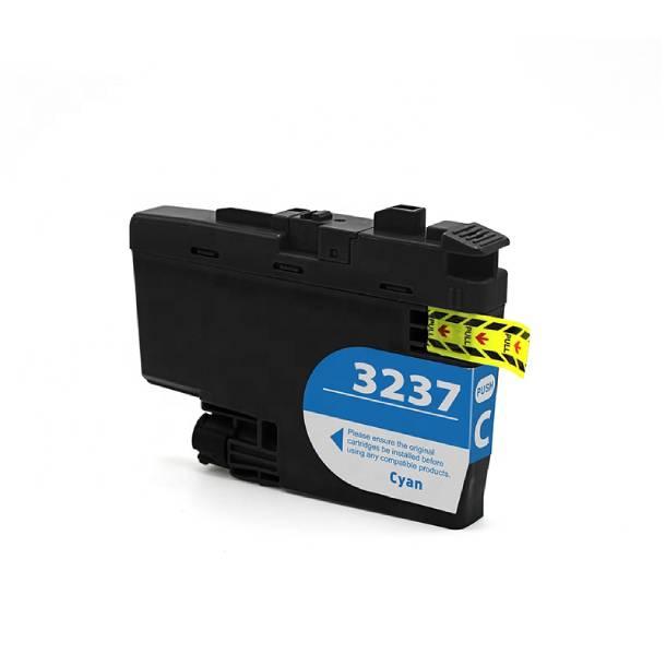 Brother LC3237 C blekkpatron - kompatibel - Cyan 16 ml