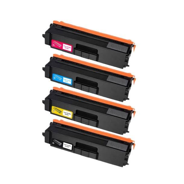 Brother TN 315 combo pack 4 stk lasertoner BK/C/M/Y 16500 sider