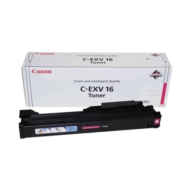 Canon C-EXV 16 M 1067B002 magenta toner,