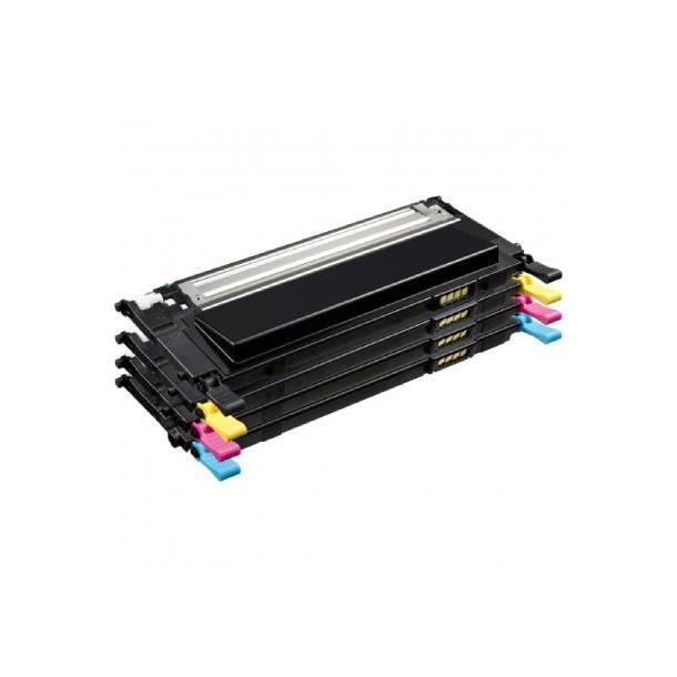 Samsung CLT-P4072C combo pack 4 stk Lasertoner BK/C/M/Y 4500 sider