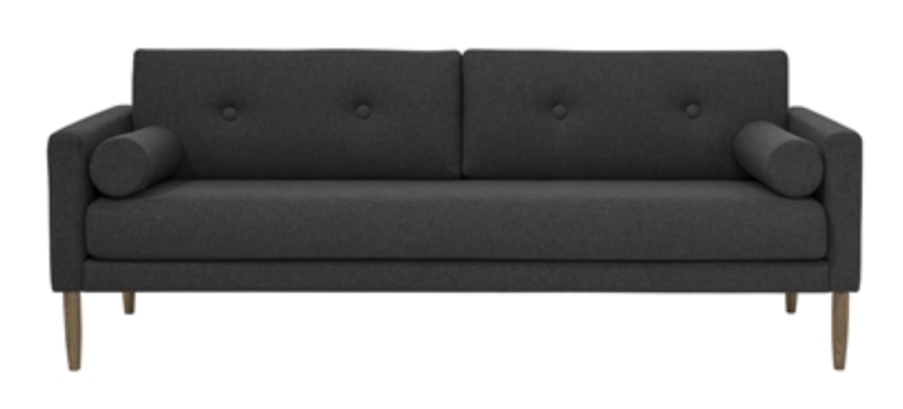 Image of   Bloomingville Calm sofa (Dark grey)