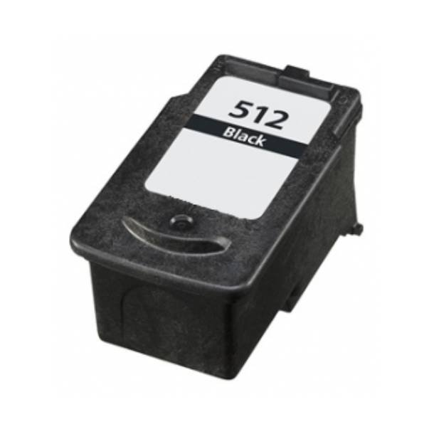 Canon PG-512 BK (2969B001) sort blækpatron 18 ml