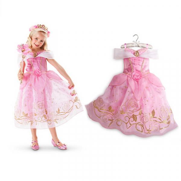 Image of   Kostumer til piger M Cinderella