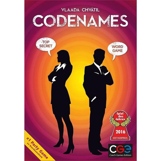 Image of   Codenames spil