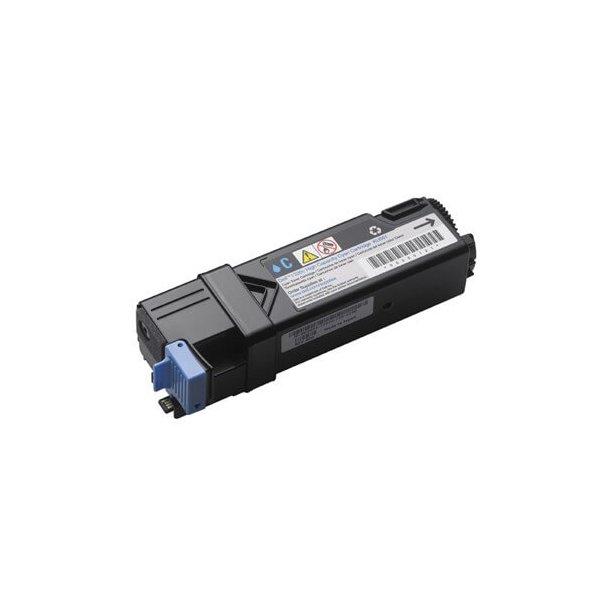 DELL KU051C Lasertoner – 593-10259  – Cyan 2000 sider