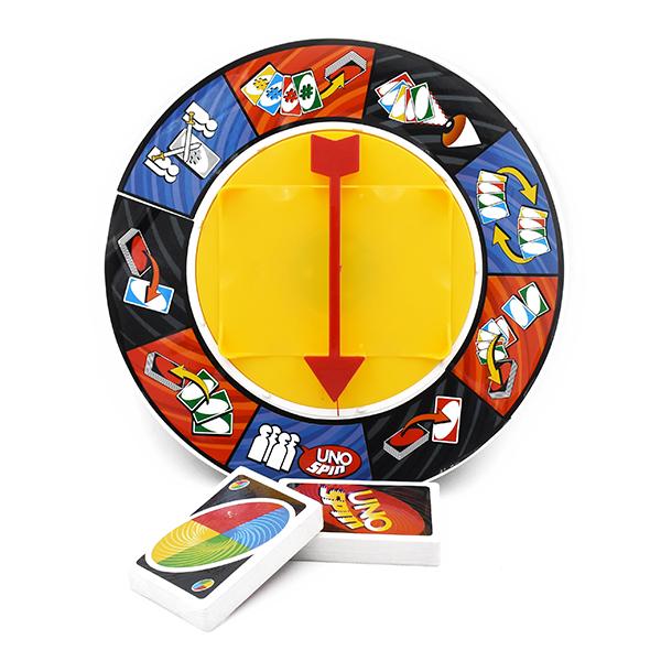 Image of   UNO Spin spillesæt