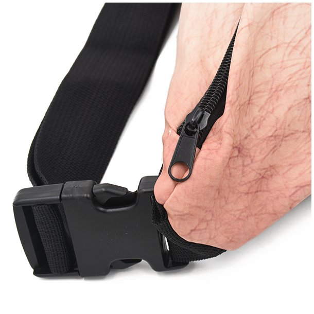 Belly fanny pack