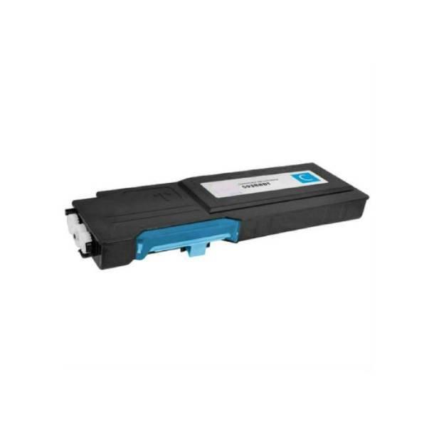 Dell C2660dn/C3760dn C Tromle Cyan 60000 sider