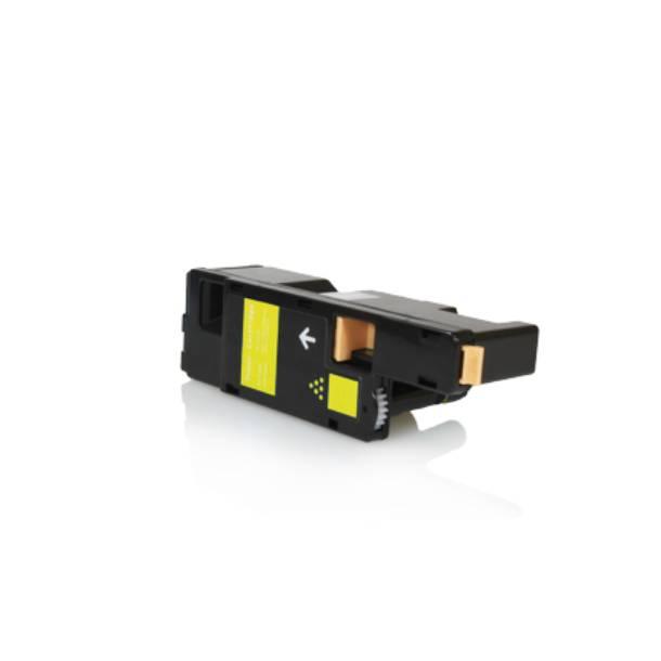 Kompatibel Dell E525 Y Lasertoner (1400 sidor)