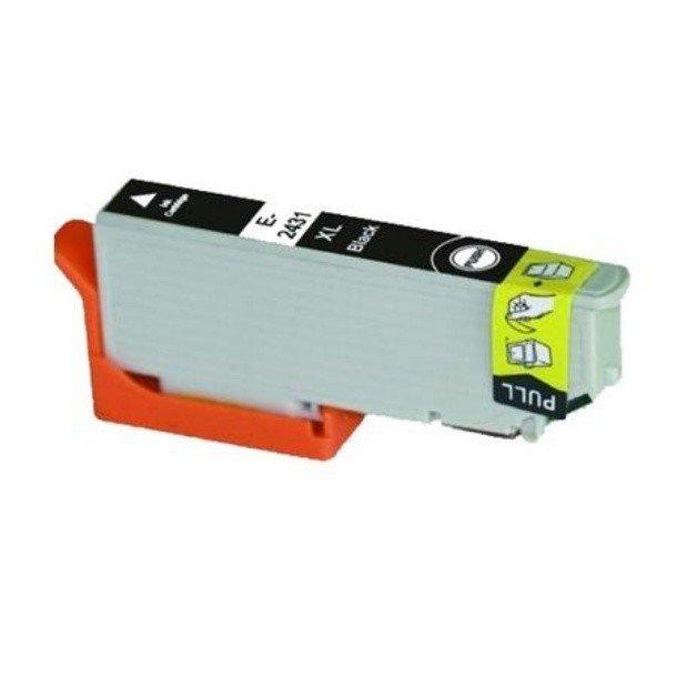 Epson 24XL T2431 BK blækpatron Sort 12 ml