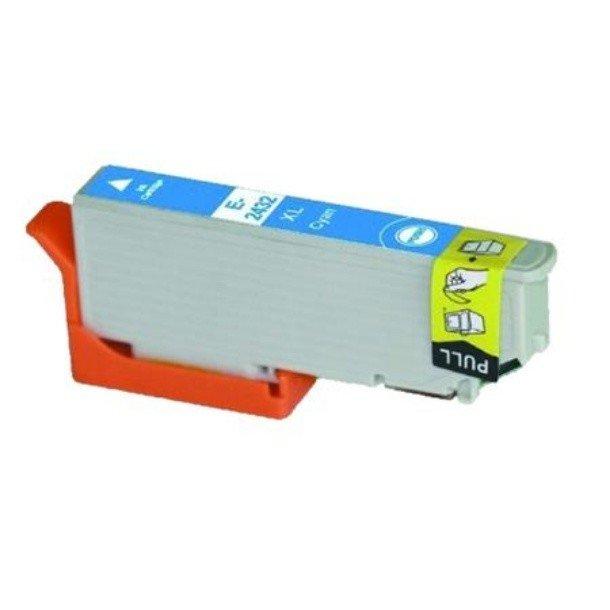 Epson 24XL T2432 C Universal blækpatron Cyan 12 ml