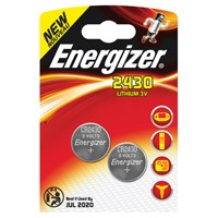 Image of   Energizer CR2430 batteri