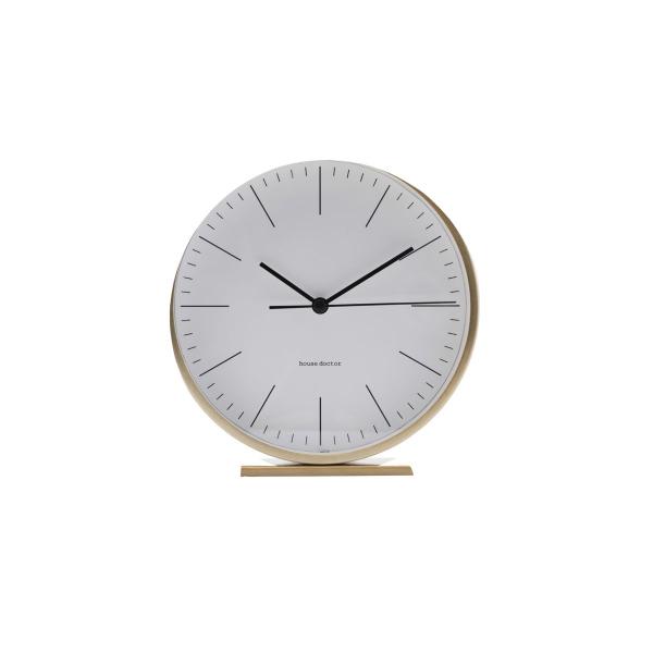 Image of   House Doctor Alarm Ur, Le, Guld, dia: 9,2 cm