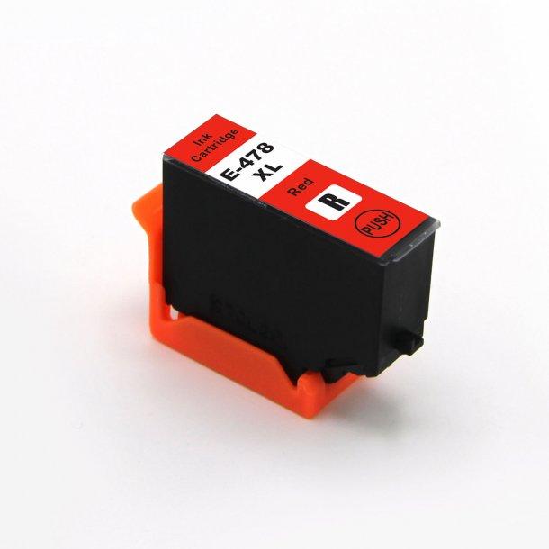 Epson 478XL rød blækpatron 11,2ml C13T04F54010
