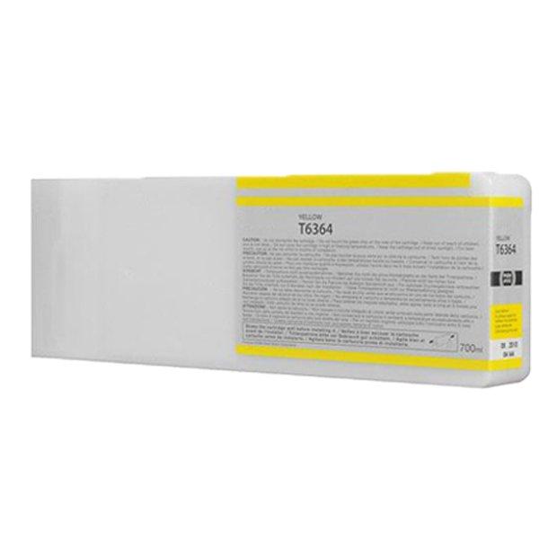 Epson T6364 blækpatron Gul 700 ml