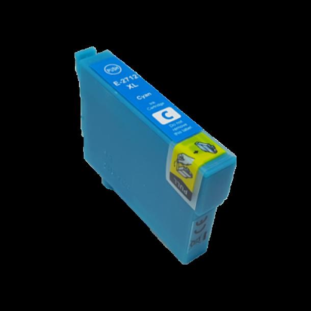 Epson 27XL T2712 C blækpatron Cyan 18 ml