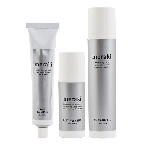 Meraki valuepack, Facial