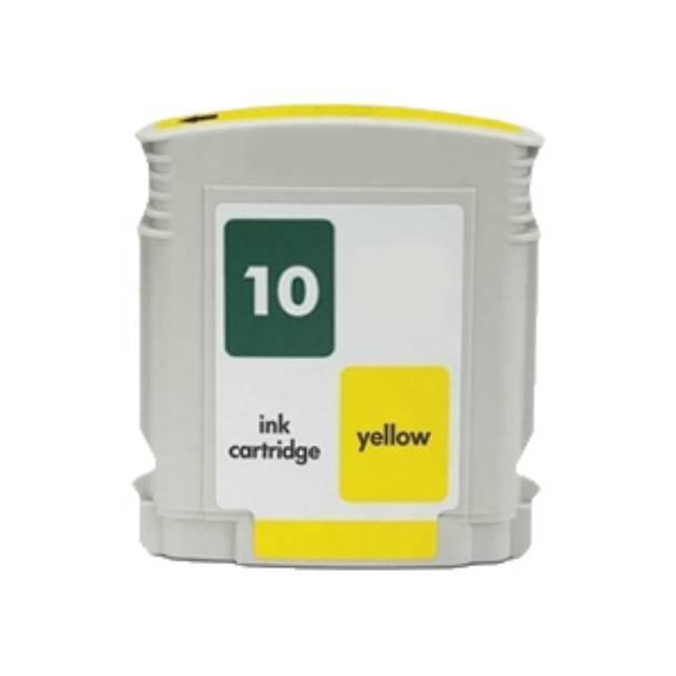 HP 10Y (C4842A) Gul, blækpatron 28 ml