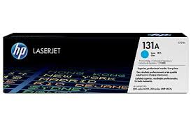 HP 131A Lasertoner - CF211A Original - Cyan 1800 sider