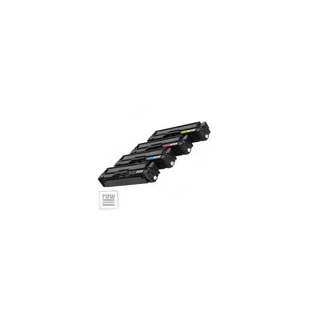HP 201X combo pack 4 stk lasertoner BK/C/M/Y 9700 sider