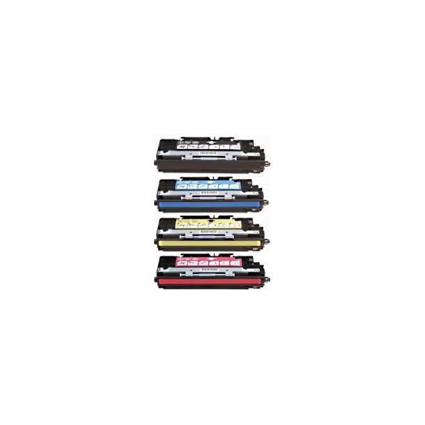 HP 308A/ 309A combo pack 4 stk lasertoner BK/C/M/Y 18000 sider