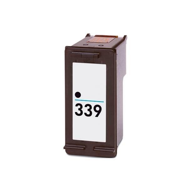 HP 339 XL BK – C8767EE – Sort 28 ml