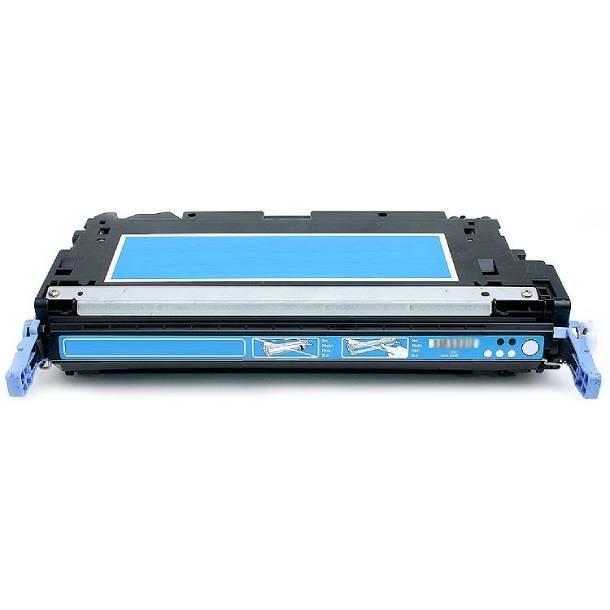HP 503A C lasertoner – Q7581A Cyan 6000 sider