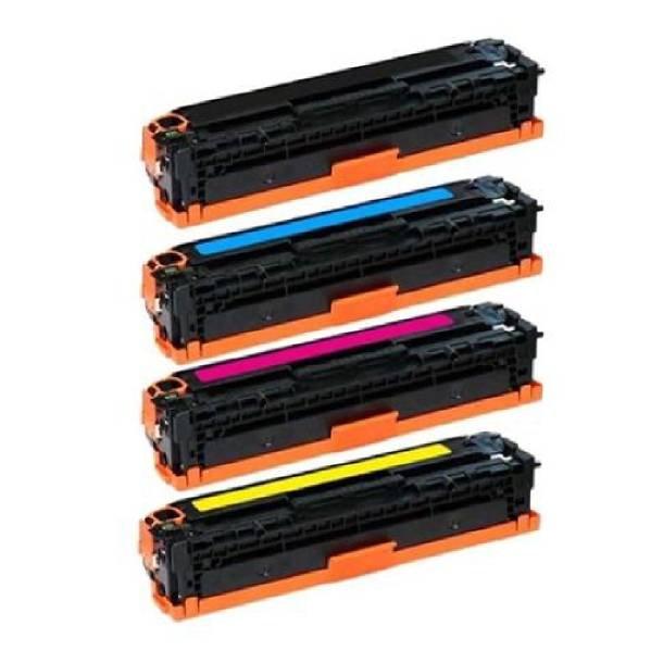 HP 651A combo pack 4 stk lasertoner BK/C/M/Y 58500 sider