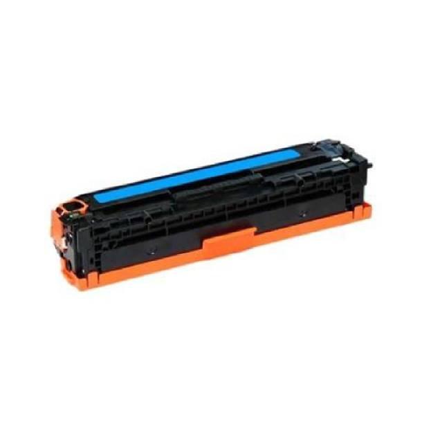 HP 651A C lasertoner – CE341A Cyan 15000 sider