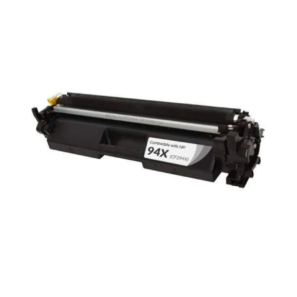 HP 94X BK lasertoner – CF294X Sort 2800 sider