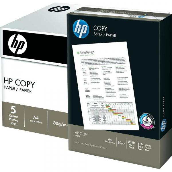 HP Kopipapir standard A4 80 g / 500 ark.