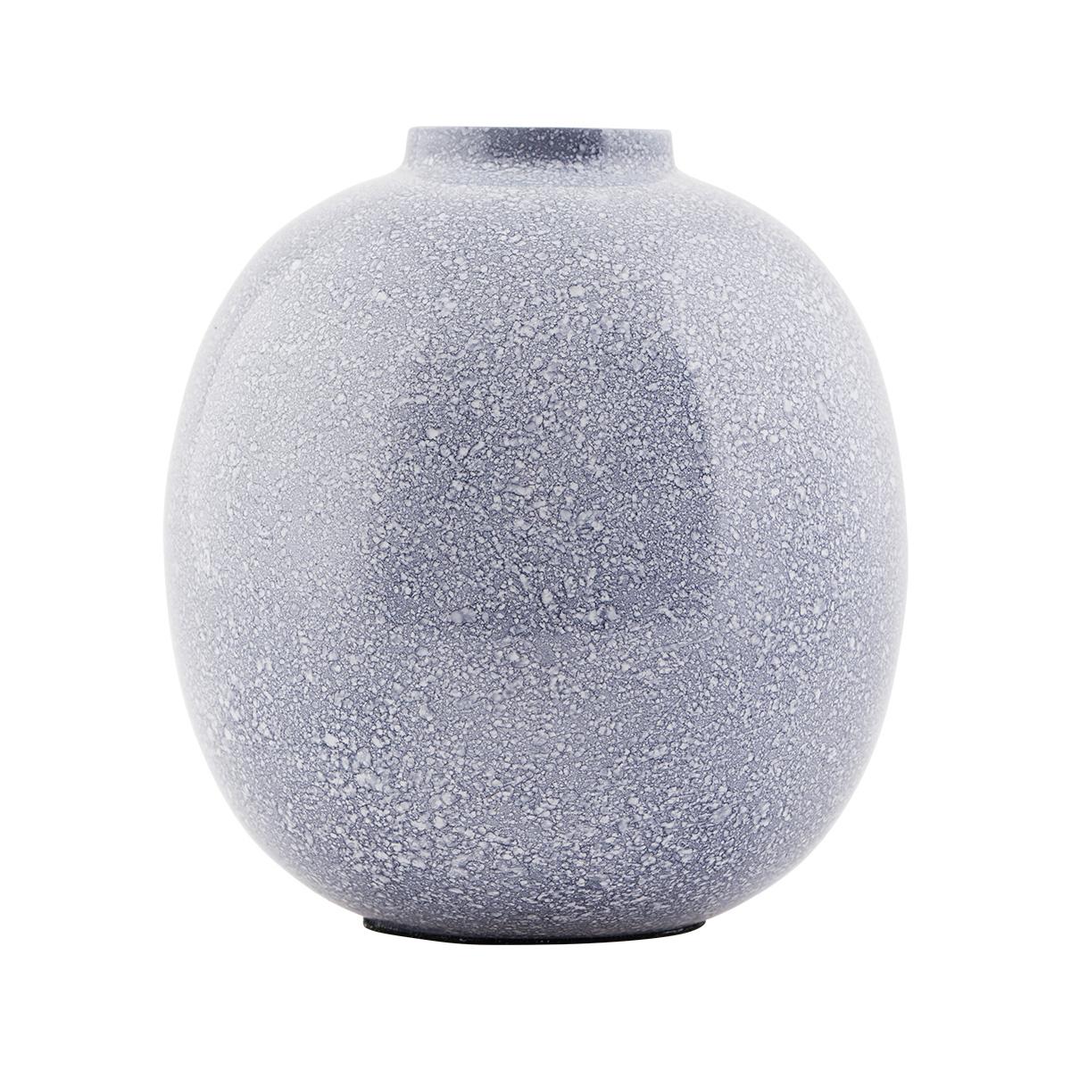 Image of   House Doctor Effect Vase (Blå/Sort)