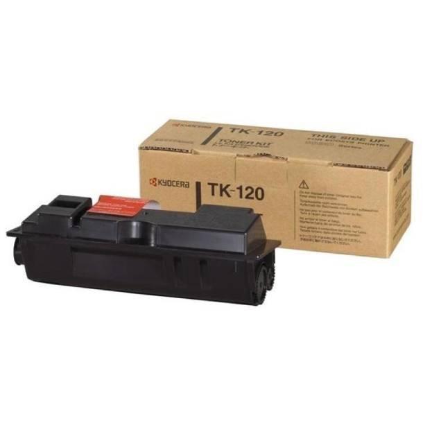 Kyocera TK-120 BK lasertoner – 1T02G60DE0  – Sort 7200 sider