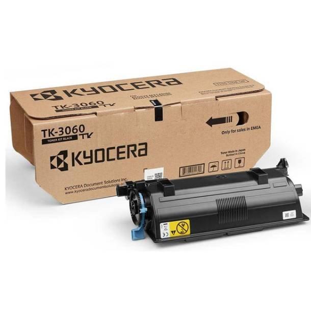 Kyocera TK-3060 BK lasertoner – 1T02V30NL0  – Sort 14500 sider