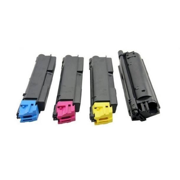 Kyocera TK-5150 combo pack 4 stk Lasertoner BK/C/M/Y 42000 sider
