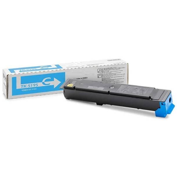 Kyocera TK-5195 C lasertoner – 1T02R4CNL0  – Cyan 7000 sider