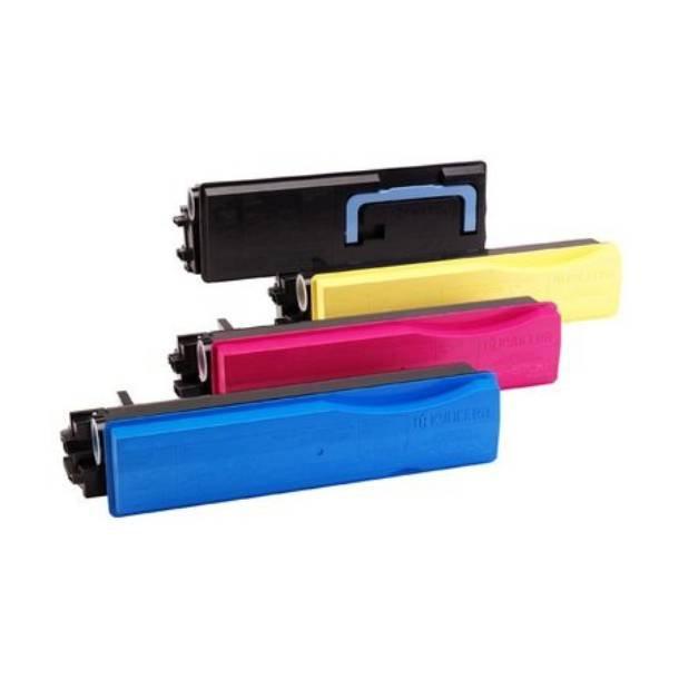 Kyocera TK-570 combo pack 4 stk Lasertoner BK/C/M/Y 52000 sider