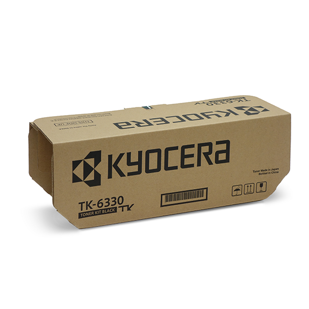 Kyocera TK-6330 BK lasertoner – 1T02RS0NL0  – Sort 23000 sider