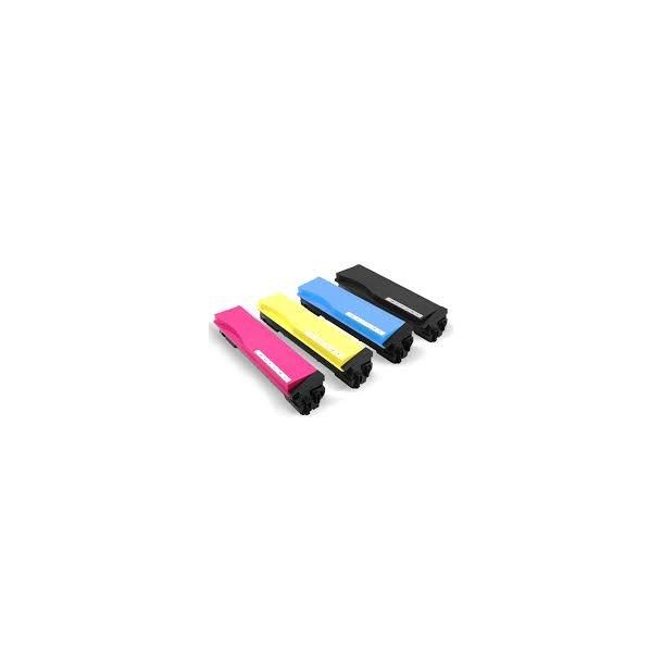 Kyocera TK560 combo pack 4 stk lasertoner BK/C/M/Y 42000 sider