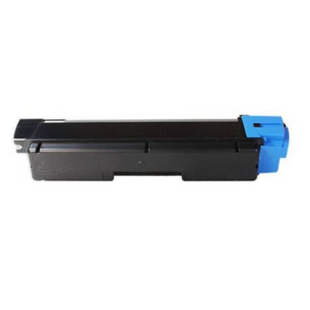 Kyocera TK580 C Lasertoner, Cyan, Kompatibel (2800 sider)