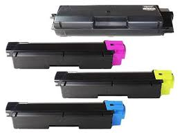 Kompatibel Kyocera TK590 combo pack 4 stk lasertoner (22000 sidor)