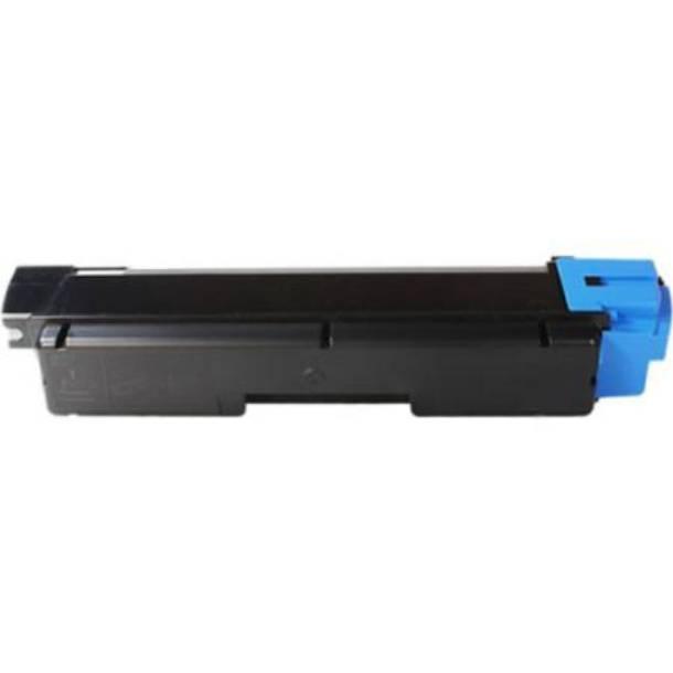 Kyocera TK590 C Lasertoner, Cyan, Kompatibel (5000 sider)