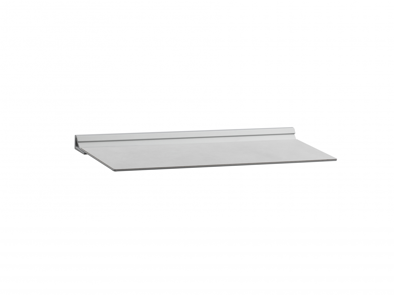 LIND DNA Hylde Slim Shelf 12x35 cm (Metallic læder)