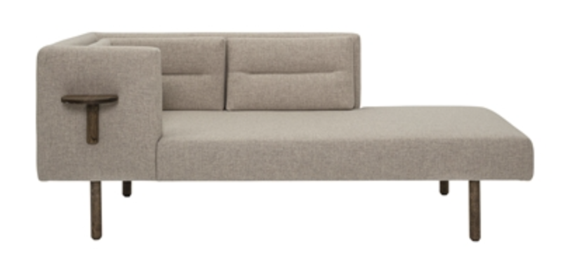 Image of   Bloomingville The Lean daybed (Light beige)