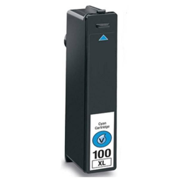 Lexmark 100XL C – 14N1069E – Cyan 12,5 ml